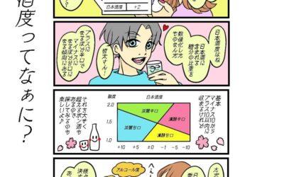 第十九話「日本酒度ってなぁに?」